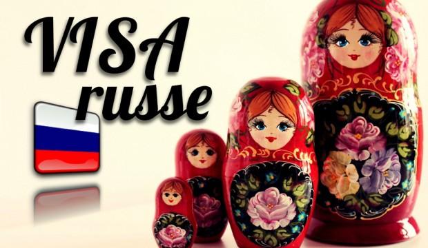 Comment obtenir le visa russe?