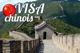 Comment obtenir le visa Chinois?