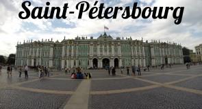 Je suis allé à Saint-Pétersbourg