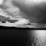 lac noirblanc