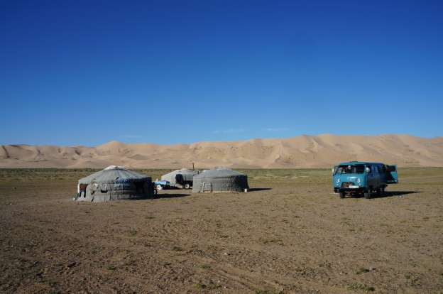 camp dunes