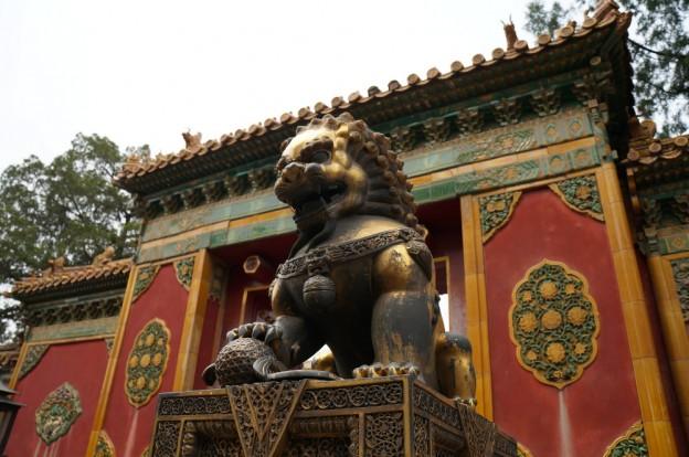lion cité interdite