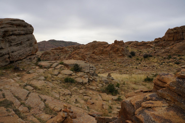 rochers granite