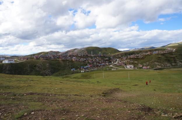 Gyergo village