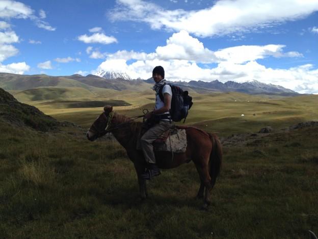 moi cheval