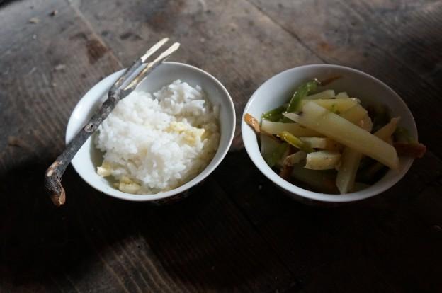 premier repas