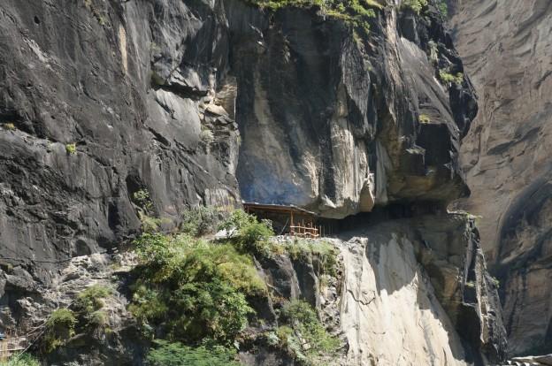 chemin falaise