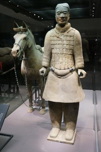 soldat et cheval