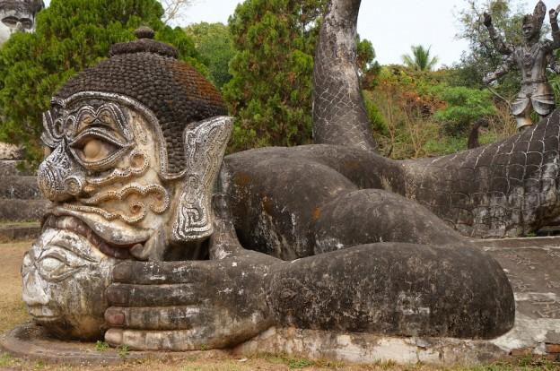 buddha park 5
