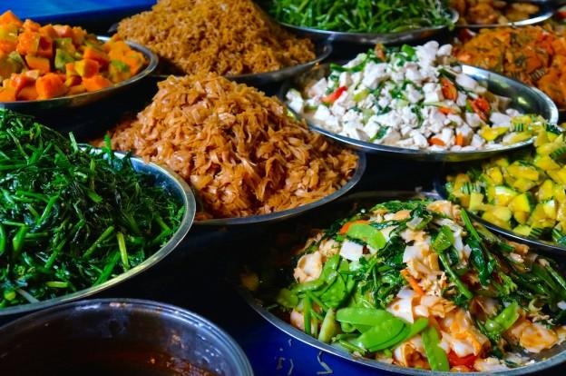 buffet laos