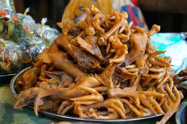 cuisine laos poulet