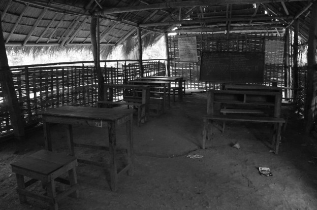salle classe laos