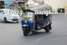 Bienvenue à Bangkok!