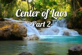 Du Nord au Centre du Laos