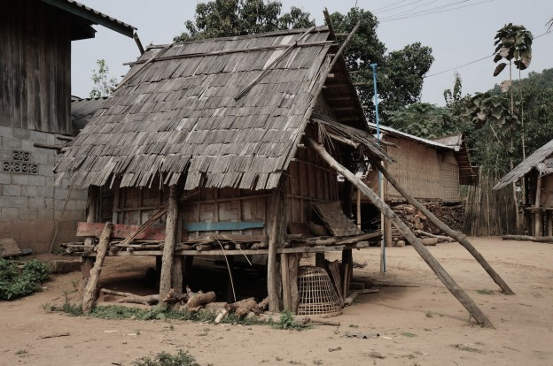village laos 1