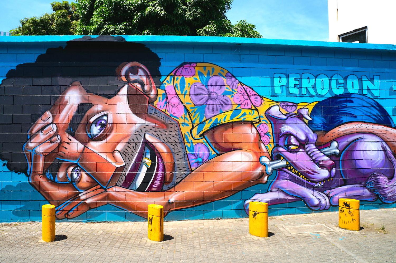 Cali graffiti
