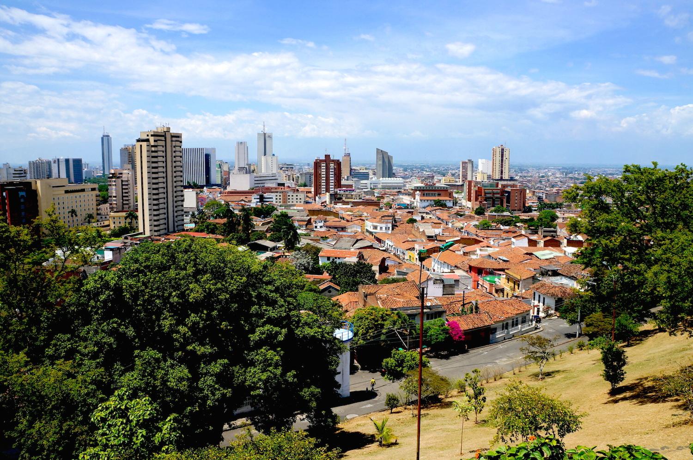 Cali vue ville
