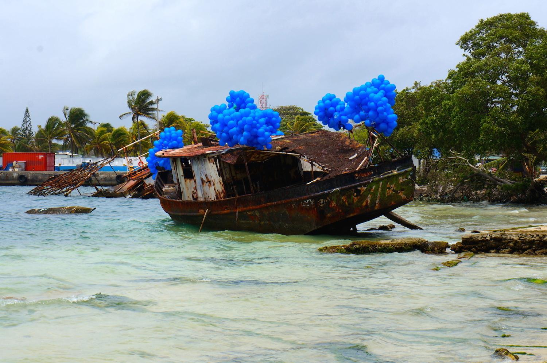 San Andres bateau