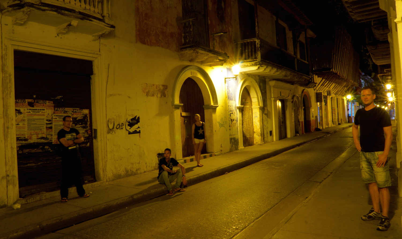 cartagena nuit