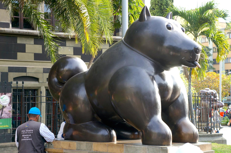 grosse statue 2