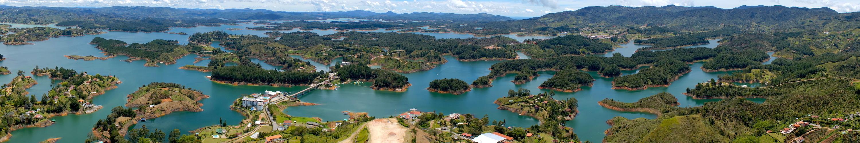guatape lagunes