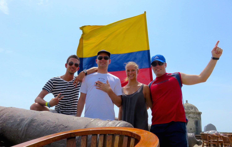 nous drapeau colombie