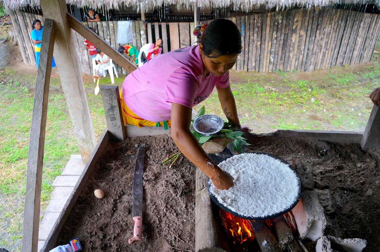 pain manioc
