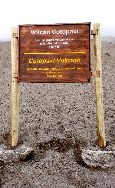 panneau cotopaxi