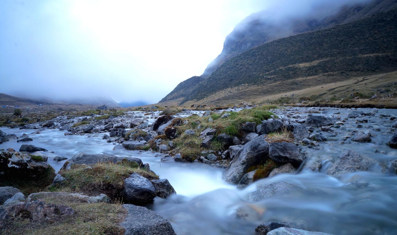 salkantay rivière