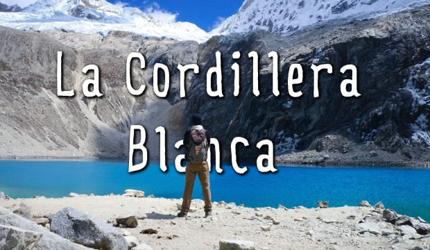 La Cordillère Blanche…et la Noire!