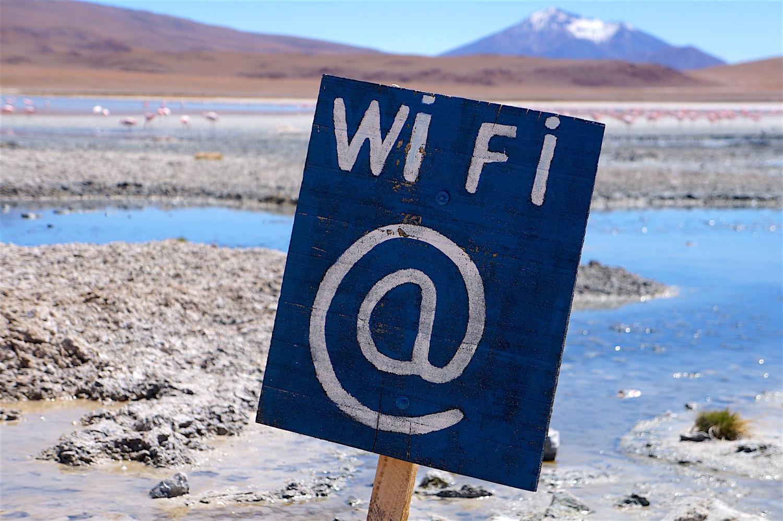 wifi laguna